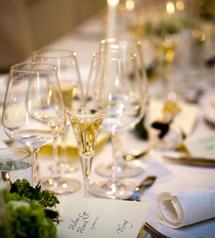 Middag för fest & bröllop Högbo